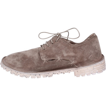 kengät Naiset Derby-kengät Moma BH344 Beige