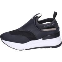 kengät Naiset Tennarit Rucoline BH357 Musta