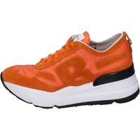 kengät Naiset Matalavartiset tennarit Rucoline BH360 Oranssi
