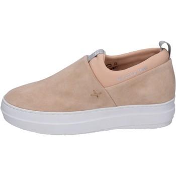 kengät Naiset Tennarit Rucoline BH361 Beige