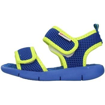 kengät Pojat Sandaalit ja avokkaat Superga S63S824 BLUE