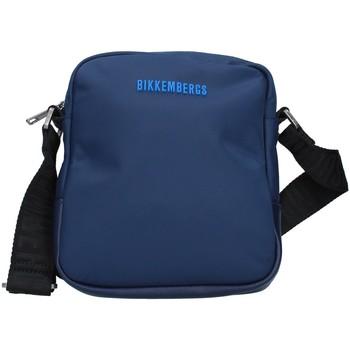 laukut Miehet Olkalaukut Bikkembergs E2BPME1Q0022 NAVY BLUE