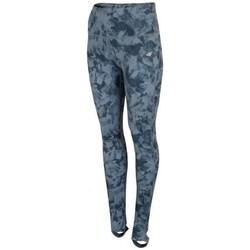 vaatteet Naiset Legginsit 4F SPDF018 Harmaat