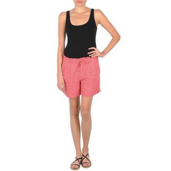 vaatteet Naiset Shortsit / Bermuda-shortsit Esprit LENA Pink