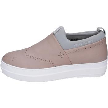 kengät Naiset Tennarit Rucoline BH364 Beige