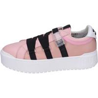 kengät Naiset Matalavartiset tennarit Rucoline BH365 Ruusu