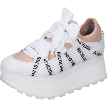 kengät Naiset Matalavartiset tennarit Rucoline BH373 Ruusu