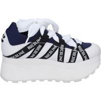 kengät Naiset Matalavartiset tennarit Rucoline BH374 Sininen