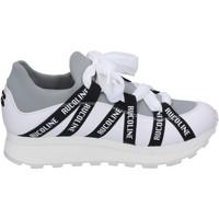 kengät Naiset Matalavartiset tennarit Rucoline BH376 Harmaa