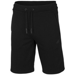 vaatteet Miehet Shortsit / Bermuda-shortsit 4F SKMD014 Mustat