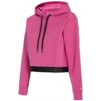 vaatteet Naiset Svetari 4F BLD011 Vaaleanpunaiset