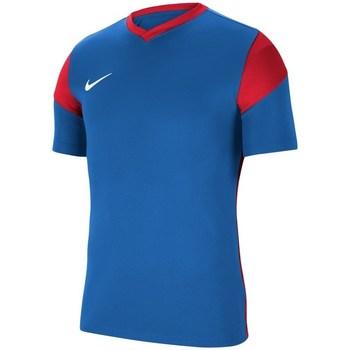 vaatteet Miehet Lyhythihainen t-paita Nike Drifit Park Derby 3 Vaaleansiniset