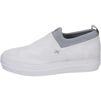 kengät Miehet Tennarit Rucoline BH386 Valkoinen