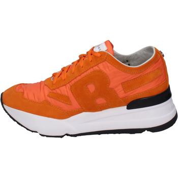 kengät Miehet Matalavartiset tennarit Rucoline BH388 Oranssi