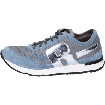 kengät Miehet Matalavartiset tennarit Rucoline BH397 Sininen