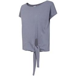 vaatteet Naiset Lyhythihainen t-paita 4F TSD023 Violetit