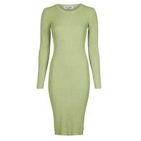 vaatteet Naiset Pitkä mekko Yurban PAUWEL Vihreä