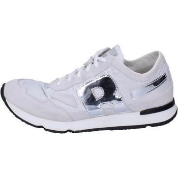kengät Miehet Matalavartiset tennarit Rucoline BH399 Valkoinen