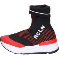 kengät Naiset Nilkkurit Rucoline BH411 Musta
