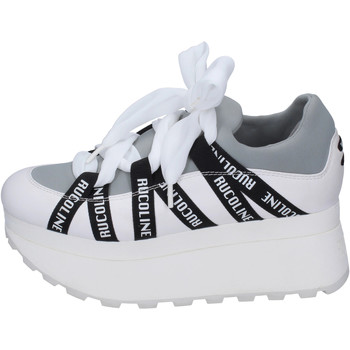 kengät Naiset Tennarit Rucoline BH412 Valkoinen