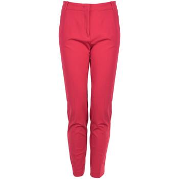 vaatteet Naiset Housut Pinko  Punainen