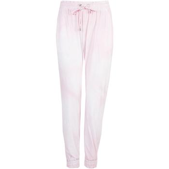 vaatteet Naiset Verryttelyhousut Pinko  Vaaleanpunainen