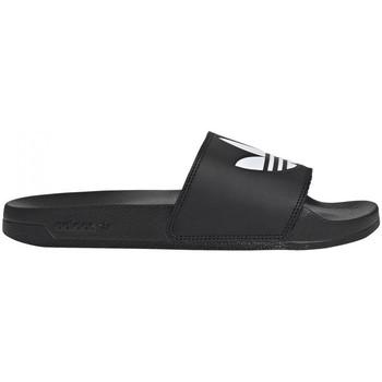 kengät Miehet Rantasandaalit adidas Originals Adilette lite Musta
