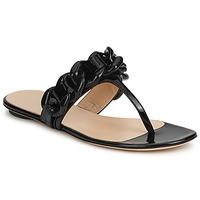 kengät Naiset Varvassandaalit Versus by Versace FSD364C Musta