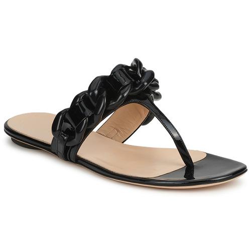 kengät Naiset Varvassandaalit Versus by Versace FSD364C Black