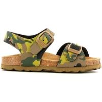 kengät Lapset Sandaalit ja avokkaat Grunland SB0169 Keltainen