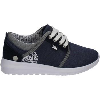 kengät Lapset Matalavartiset tennarit Xti 55030 Sininen