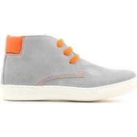 kengät Lapset Bootsit Crazy MK6052F6E.W Harmaa
