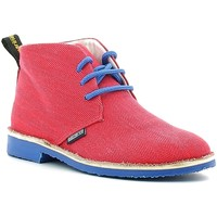 kengät Lapset Bootsit Submariine London SMLK610030 Punainen