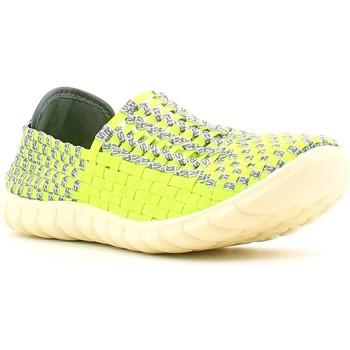 kengät Naiset Tennarit Rock Spring 870016 Keltainen