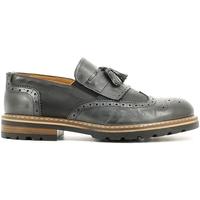 kengät Miehet Derby-kengät Rogers 187 Musta