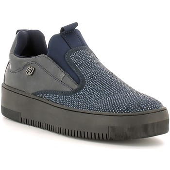 kengät Naiset Tennarit Wrangler WL162640 Sininen