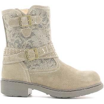 kengät Lapset Bootsit NeroGiardini A631951F Beige
