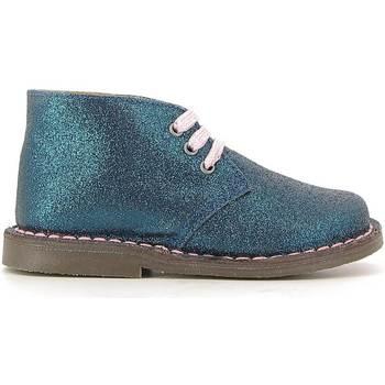 kengät Lapset Bootsit Grunland PO0579 Sininen
