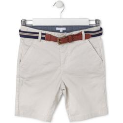 vaatteet Lapset Shortsit / Bermuda-shortsit Losan 713 9741AA Harmaa