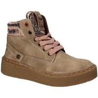 kengät Tytöt Bootsit Wrangler WG17236 Beige