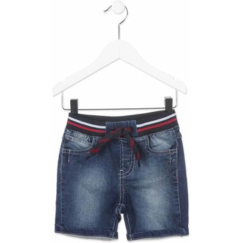 vaatteet Lapset Shortsit / Bermuda-shortsit Losan 815-6007AC Sininen