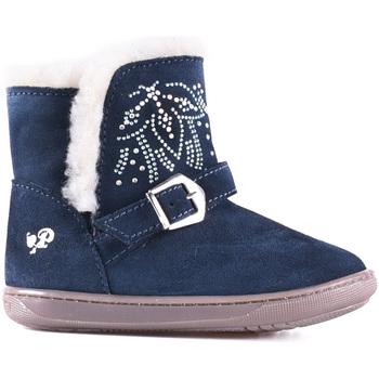 kengät Lapset Talvisaappaat Primigi 2403911 Sininen