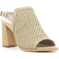kengät Naiset Sandaalit ja avokkaat Keys 5427 Beige