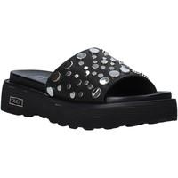 kengät Naiset Sandaalit Cult CLE104329 Musta