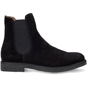 kengät Miehet Bootsit Docksteps DSE105994 Musta