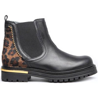 kengät Lapset Bootsit NeroGiardini I031766F Musta