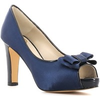 kengät Naiset Korkokengät Grace Shoes 834 Sininen