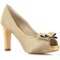 kengät Naiset Korkokengät Grace Shoes 834 Kulta