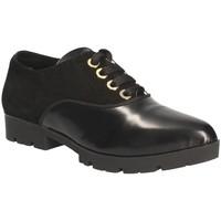 kengät Naiset Derby-kengät Byblos Blu 6MBS41 Musta