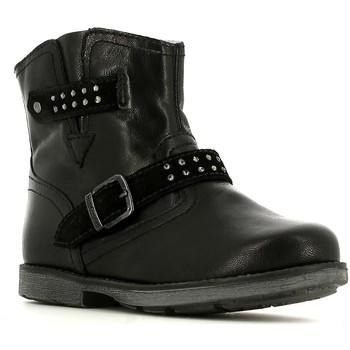 kengät Lapset Bootsit NeroGiardini A521250F Musta
